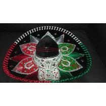 Sombrero Charro Mariachi Fiestas Patrias 15 Septiembre Envio