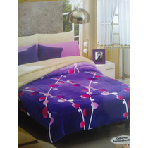Cobertores Con Borrega, Mora De Concord