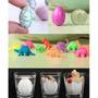 Huevo De Dinosaurio Eclosiona En Agua 48 Pzas Mini