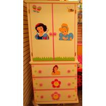 Armario Infantil 2 Piezas Varios Modelos Lagunilla