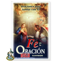 Libro Fe En La Oracion - Oraciones Para Hablar Con El