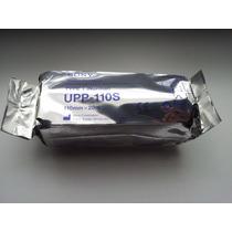 Papel Térmico Sony Ultrasonido Upp-110s Caja Con 10