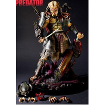 Samurai Predator 14 Pulgadas Hot Toys Hm4
