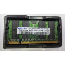74. Memoria Samsung M470t2953ez3-ce6 1gb