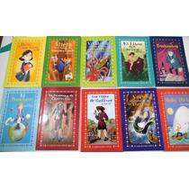 Paquete10 Libros Los Mejores Cuentos Para Niños 4
