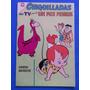 Chiquilladas En T V Los Picapiedra # 149 Novaro Dic. 1964