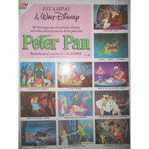 Album Un Libro De Oro De Estampas: Peter Pan ( Nuevo )