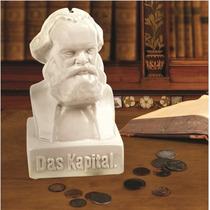 Alcancía Karl Marx Ceramica Das Kapital Kikkerland Capital