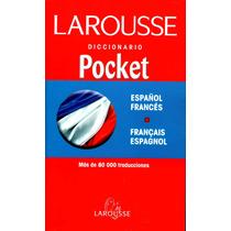 Diccionario Pocket Frances/español Español/frances - Larouss