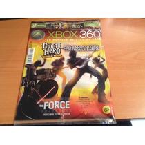Revista Xbox 360 Guitar Hero Septiembre 2008 Nueva Importada