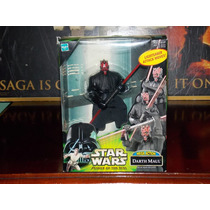 Durge22: Darth Maul Mega Action Power Of The Jedi Potj Col