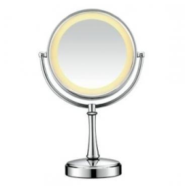 Conair espejo con aumento y luz para ver imperfecciones for Espejo pared precio