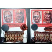 Maquillaje De Zombie, Disfraz De Zombie, Caracterizacion