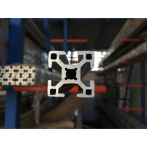 Perfil Estructural De Aluminio 0.30 X 0.30