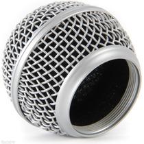 Rejilla Sm 58 P/ Microfono Shure Rk143g Electronica Winners