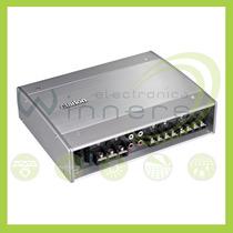 Amplificador Marino 4/3/2 Canales Clase D Clarion Xc6410 Win