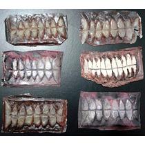 Boca Para Disfraz De Zombie Paquete Con 10 Piezas
