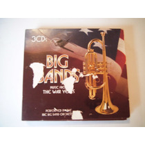 Cd Audio Big Bands: Música De Los Años De Guerra 3 Cds