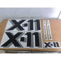 Chevrolet Citation X 11 Juego Completo De Calcomanias
