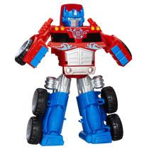 Tb Playskool Transformer Rescue Bots Optimus Prime