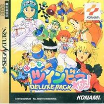 Twinbee Deluxe Pack Sega Saturn Japonesa