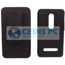 Funda Clip (holster Case Combo) Nokia 210 Asha Mica Gratis