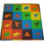 Los Renacuajos Dino Playmat Set