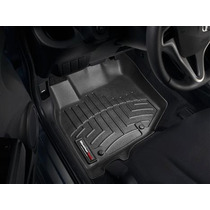 Tapetes Premium Uso Rudo Wt Honda Fit 2009-2014 - 1ra Fila