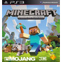 Minecraft: Ps3 Edition Zona Games;)