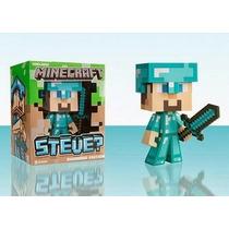 Steve De Minecraft Bandai Oferta Por Fin De Temporada