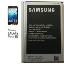 Bateria Pila Samsung Galaxy Note 3 Original 3200mah Nueva