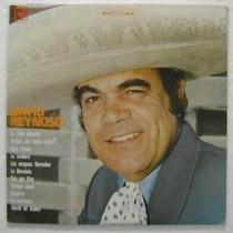 David Reynoso 1 Disco Lp Vinilo
