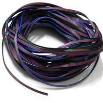 Evz 4 Color Rgb 10m Extensión De La Línea De Cables Para La