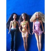 Accesorios Barbie, Lentes, Coronas, My Scene,