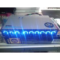 Db Drive Ecualizador 5 Bandas Speed Series Control De Bajos