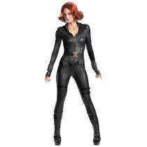 Disfraz Mujer Viuda Negra Black Widow Avengers