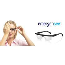Lentes Regulables Ajustables Gafas Graduables Emergensee