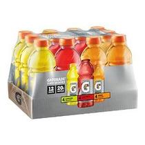 Gatorade Original De Saciar La Sed Variety Pack, 20 Botellas