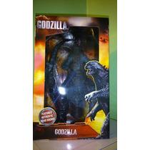 Godzilla Gigante 12 Pulgadas De Neca Con Sonido Nuevo