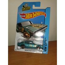 Hotwheels Nissan Skyline 2000gt -r