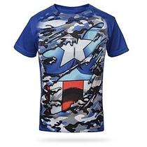 Playera Camisa Capitán America Kids