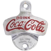 Abridor De Botellas De Pared Abre Sodas Coca Cola
