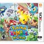 ¡¡ Pokémon Rumble World Para Nintendo 3ds En Whole Games !!