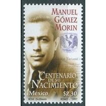 Sc 2053 Año 1997 Manuel Gomez Morin