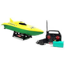 Tb Barco R/c Rc Killer Whale Electric Dual Motor