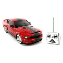 Tb Radio Control 1:18 Licensed Shelby Mustang Gt500 Super