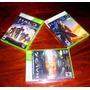 Lote 3 Vj Halo 3 Halo 4 Edicion Goty Halo Reach Xbox 360