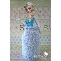Invitaciones Recuerdos Frozen Elsa Princesita Sofia Toalla