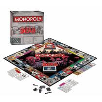 Monopoly De The Walking Dead , Edicion Survival