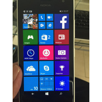 Lumia 735 De Nokia Windows 8.1 Exp A Windows 10 Color Blanco